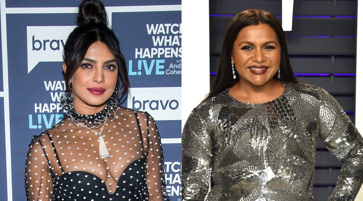 Priyanka Chopra & Mindy Kaling Join Forces to Star in New Comedy About an Indian Wedding