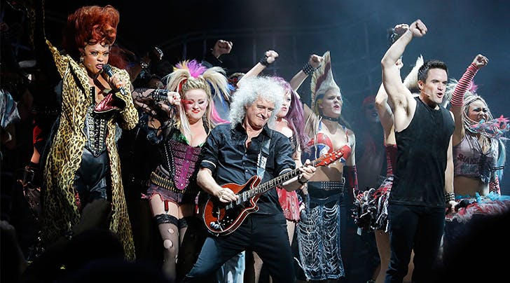 The Queen Musical 'We Will Rock You' Is Relaunching in North