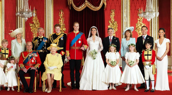 Queen Elizabeth Told William and Kate to Break Protocol for the Royal Wedding, and Thats Exactly What They Did