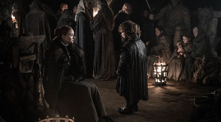 Jon Snows Prophecy About the Winterfell Crypts Just Came True on 'Game of Thrones'