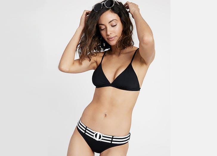 seafolly belted bikini