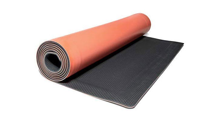 This Self-Rolling Yoga Mat Might Be the Key to a Stress-Free Life