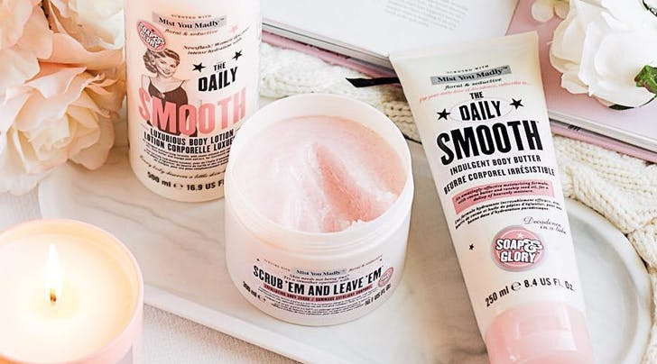 PSA: All Soap & Glory Products Are Half Off During Ultas Spring Haul Sale