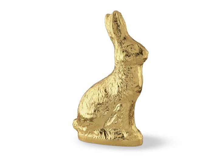solid choclate bunny easter candy ranked1