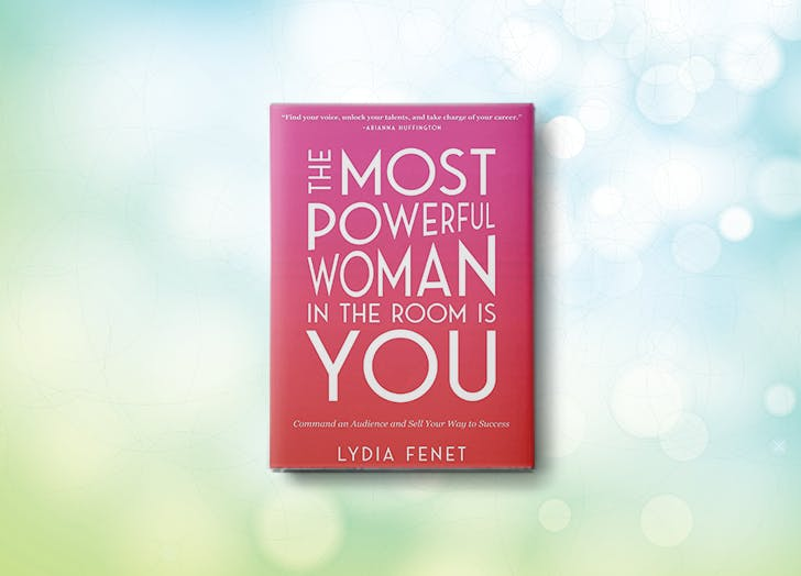 the most important women in the room is you