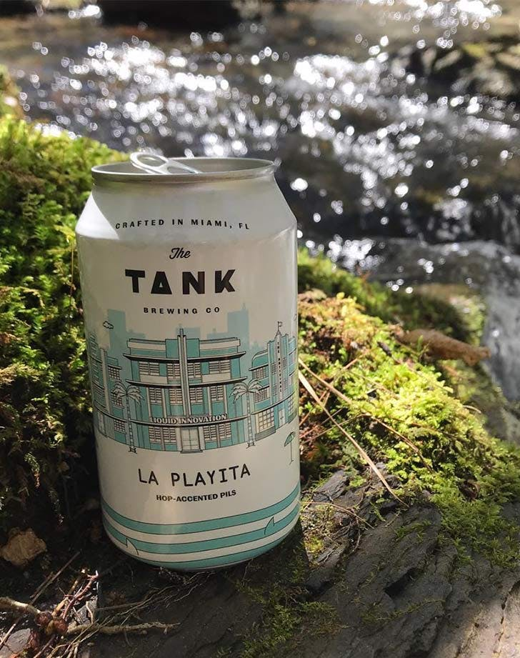 the tank brewing co
