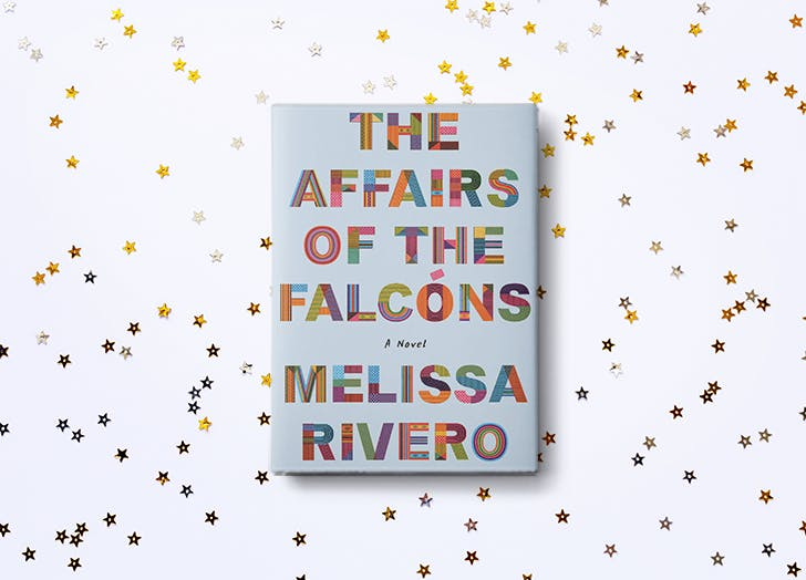 the affairs of the falcons melissa rivero