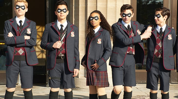 Netflix's 'The Umbrella Academy' Is Returning for Season 2