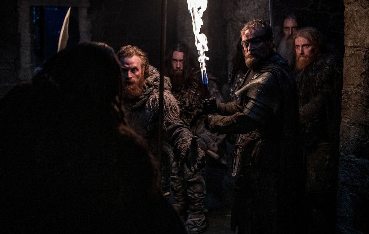 Poor (Little) Ned: Here's Where You Saw That Gruesome Ned Umber Symbol Before the 'Game of Thrones' Premiere