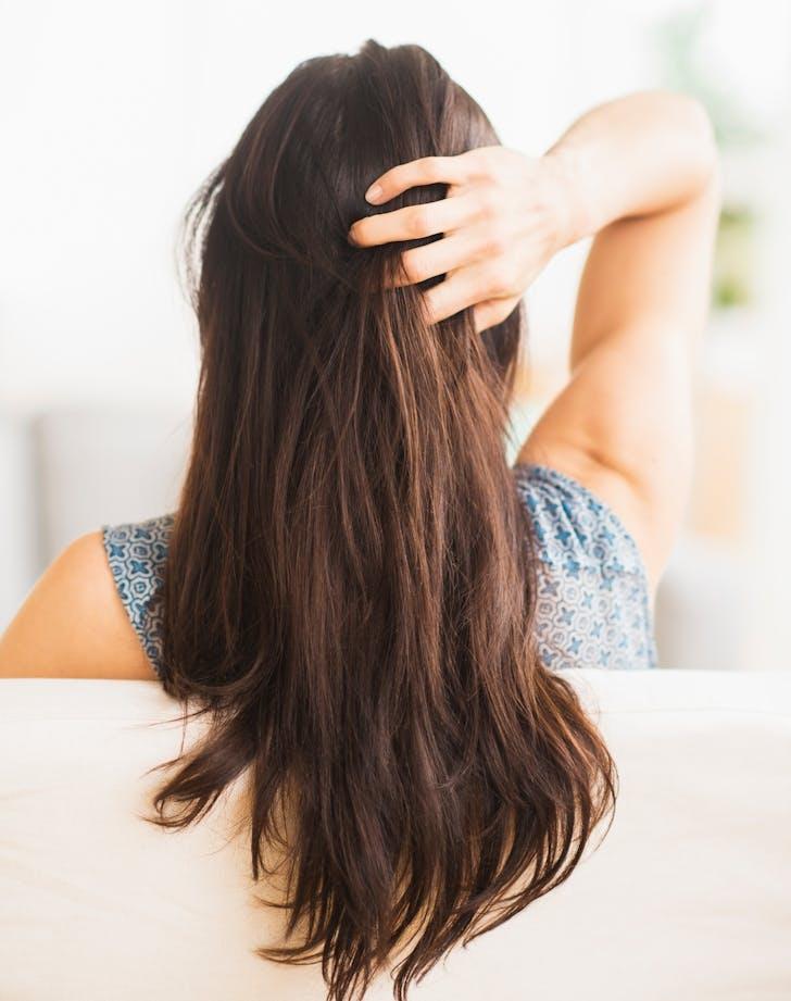 what is hair gloss
