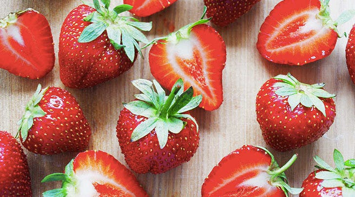 Why You Should Be Blow-Drying Your Strawberries