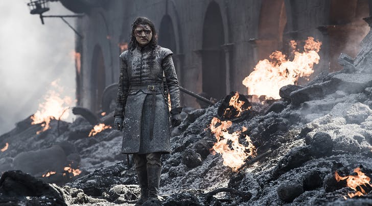 Why Arya Stark Will Never Complete Her Kill List
