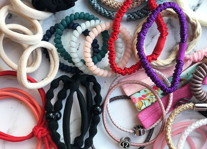"We Tried Every Single Hair Tie and Ranked Them from ""Best"" to ""Get Off My Wrist"""