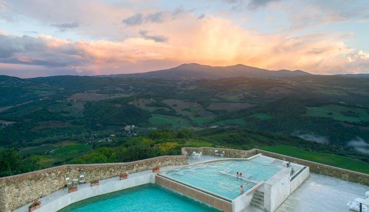 Castello Di Velona Resort  Thermal Spa   Winery