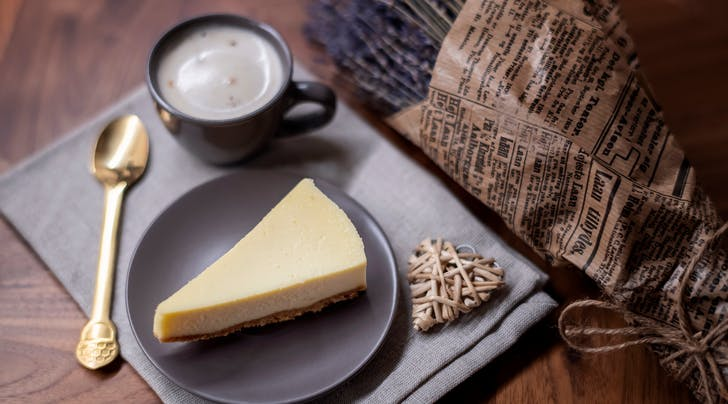Even My 85-Year-Old Serbian Grandma Loved This Store-Bought, Gluten-Free Vegan Cheesecake
