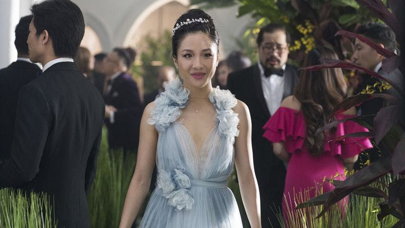 Constance Wu's 'Crazy Rich Asians' Dress Is Going Down in History