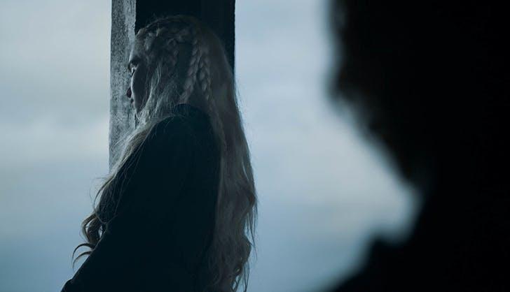 Daenerys Targaryen game of thrones episode five season eight