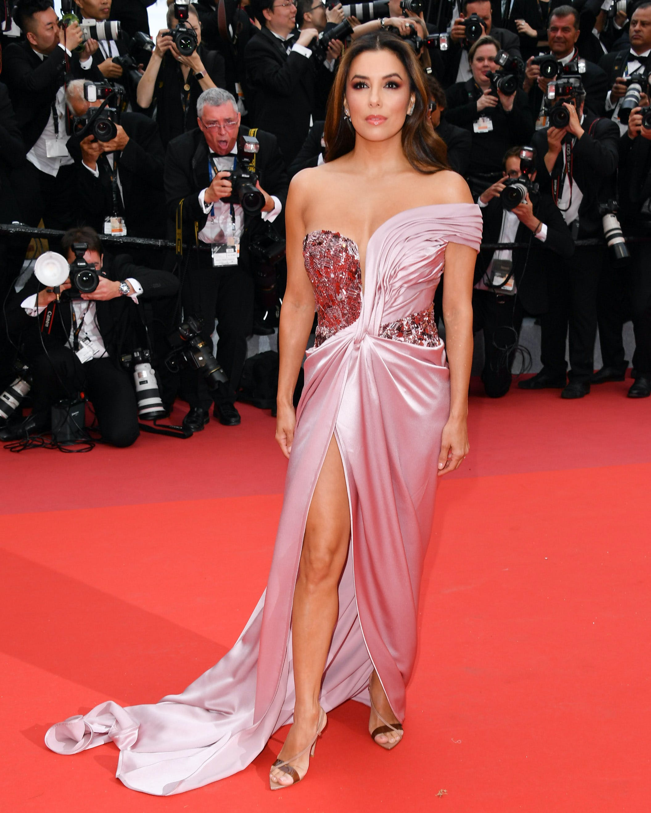 Eva Longoria at the 72nd annual Cannes Film Festival