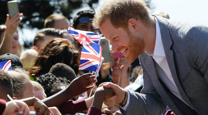 Buckingham Palace Just Announced Prince Harry's Next Royal Visit, and It's Coming Up So Fast