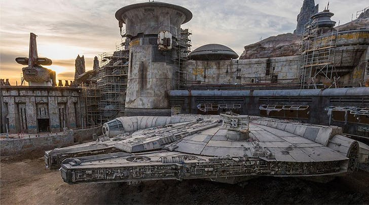 This Is the Only Way to Visit 'Star Wars: Galaxy's Edge' At Disneyland During the Month of June