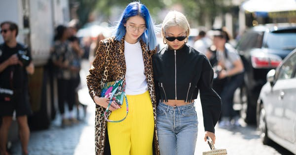 5 Ways to Dye Dark Hair a Bright Color—Without Bleach