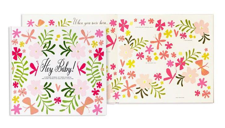 Kate Spade Baby Memory Book for Girls1