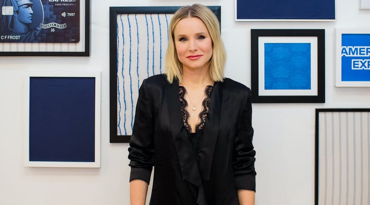 EXCLUSIVE: Kristen Bell Thinks Self-Care Is a Myth & Honestly, She Has a Point