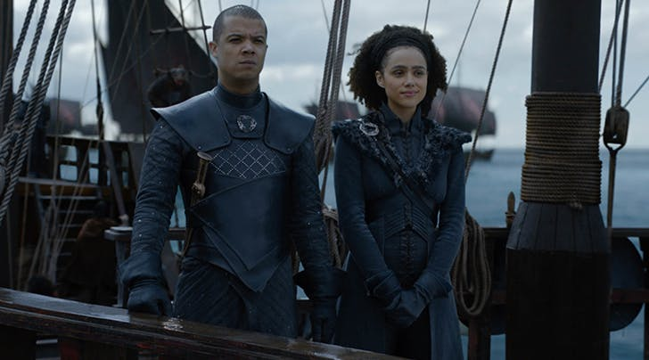 The One Thing Nathalie Emmanuel Wishes Missandei Got to Do in 'Game of Thrones' Season 8