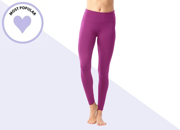 Most popular yoga pants on Amazon1