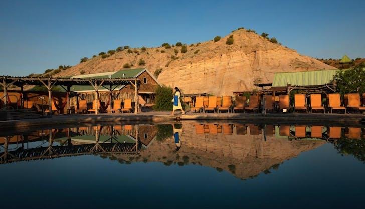 Ojo Caliente Mineral Springs Resort   Spa