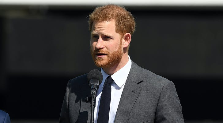 The Royal Family Just Shared Prince Harry's Full Cricket World Cup Opening Speech