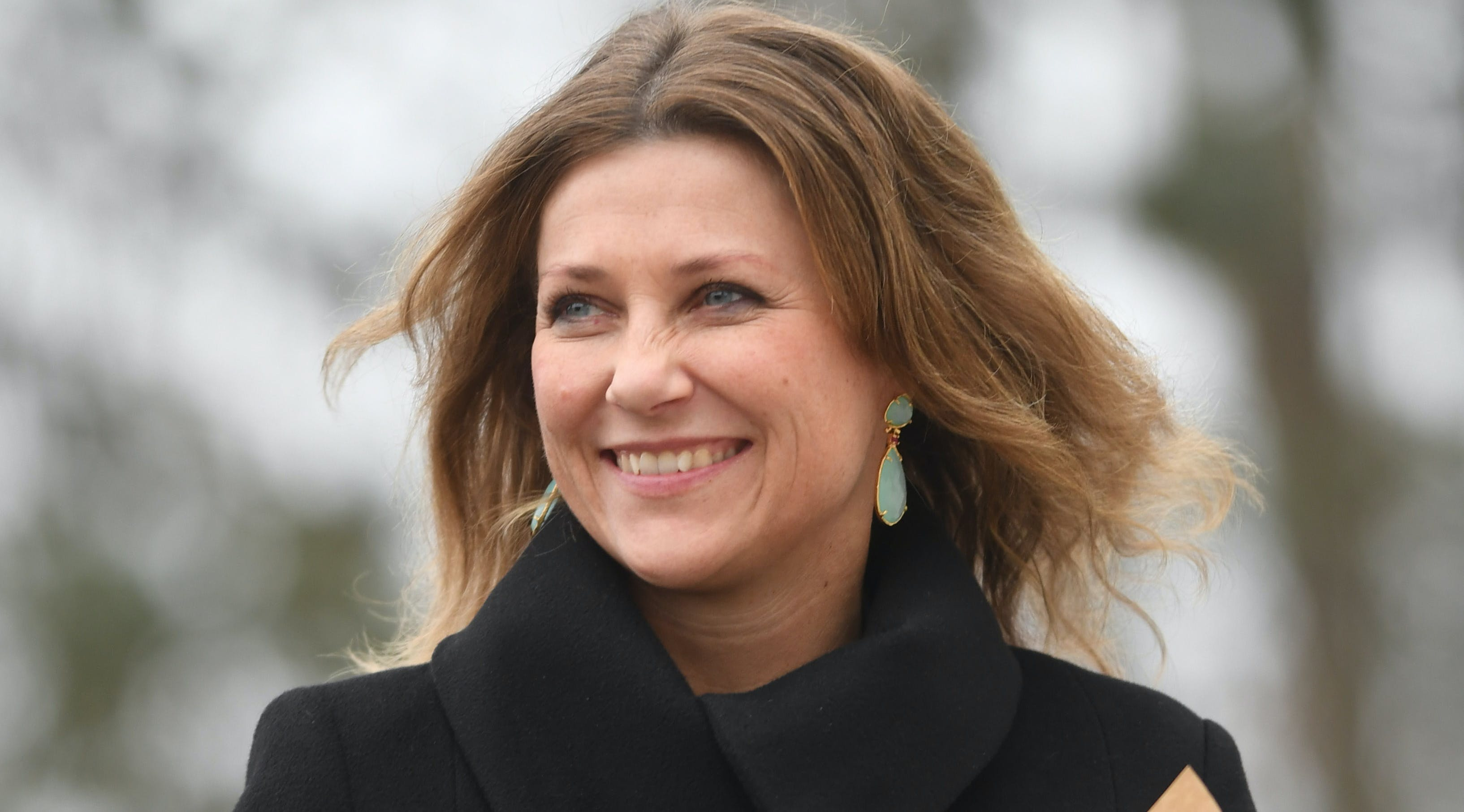 Princess Märtha of Norway Is Dating a Shaman—Meditate on That