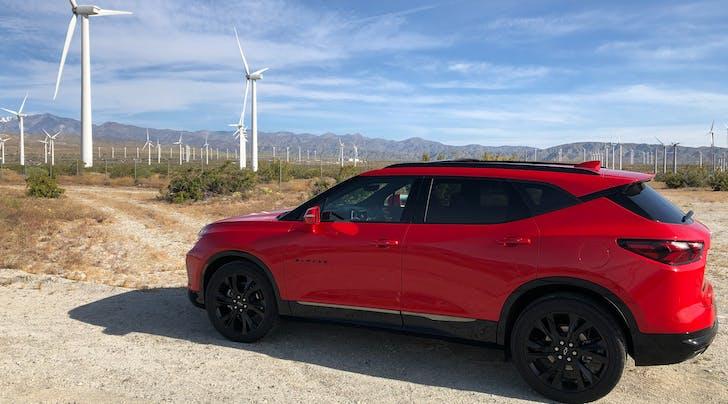 2019 Chevy Blazer RS Car Review ? PureWow