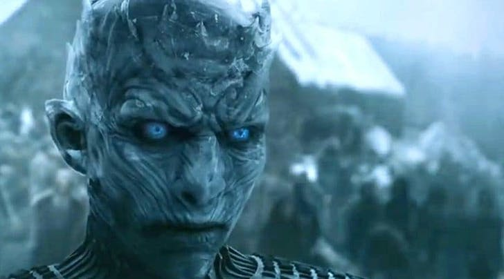 The 'Game of Thrones' Night King Is Now Making Fans Personalized Videos & We Want In