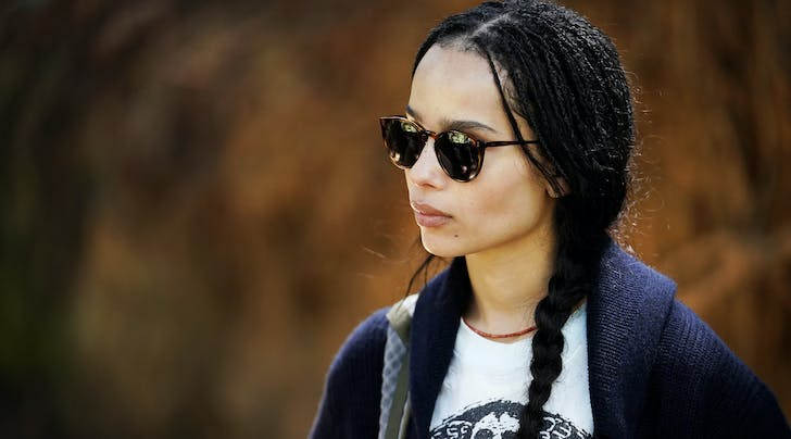 The Products Zoë Kravitz's 'Big Little Lies' Makeup Artist Uses to Make Her Glow