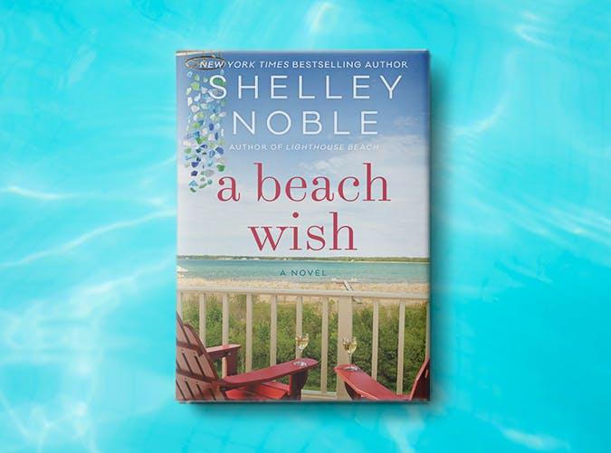 a beach wish shelley noble