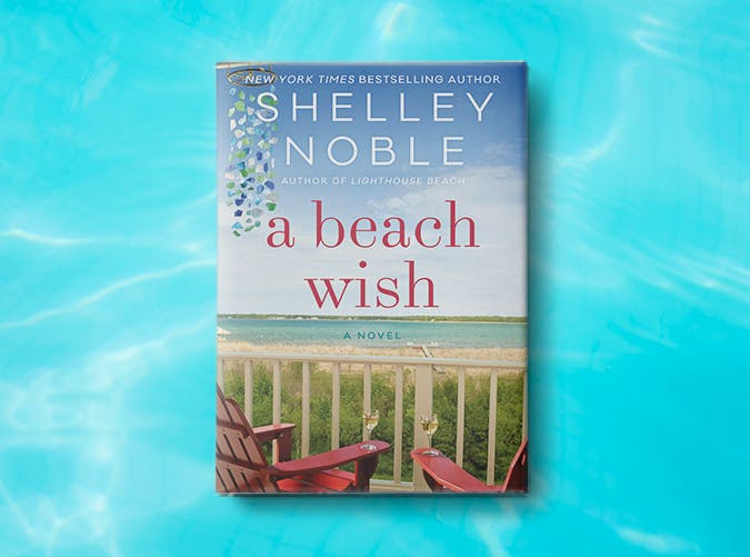 a beach wish shelley noble