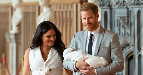 3 Relatable Details About Meghan Markle's First Post-Baby Appearance
