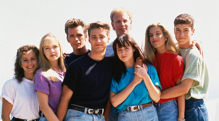 Here's How the 'Beverly Hills, 90210' Reboot Will Pay Tribute to the Late Luke Perry