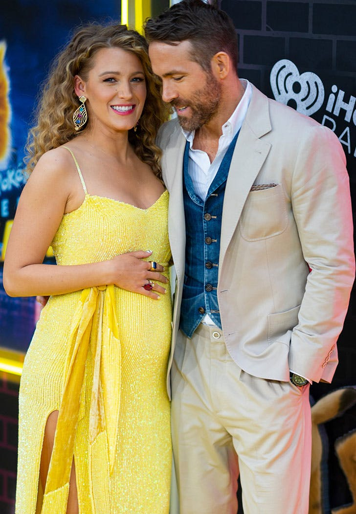 Surprise! Blake Lively Is Pregnant with Baby Number 3 ...