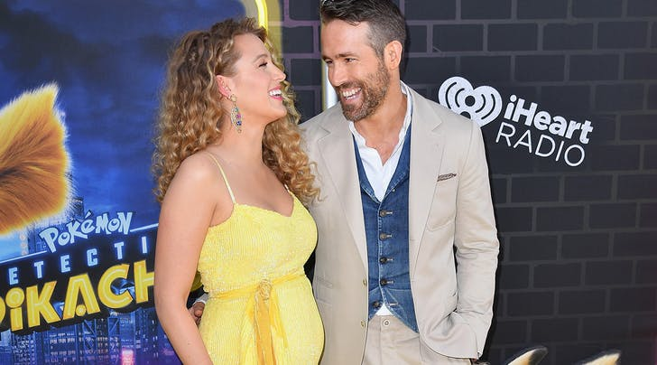 Ryan Reynolds's Mother's Day Plans for Blake Lively Are, Um, Adventurous