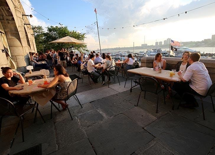 boat basin cafe