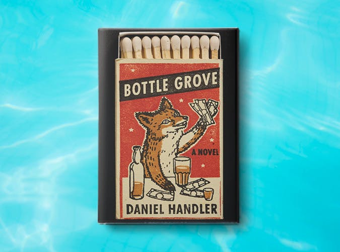 bottle grove daniel handler