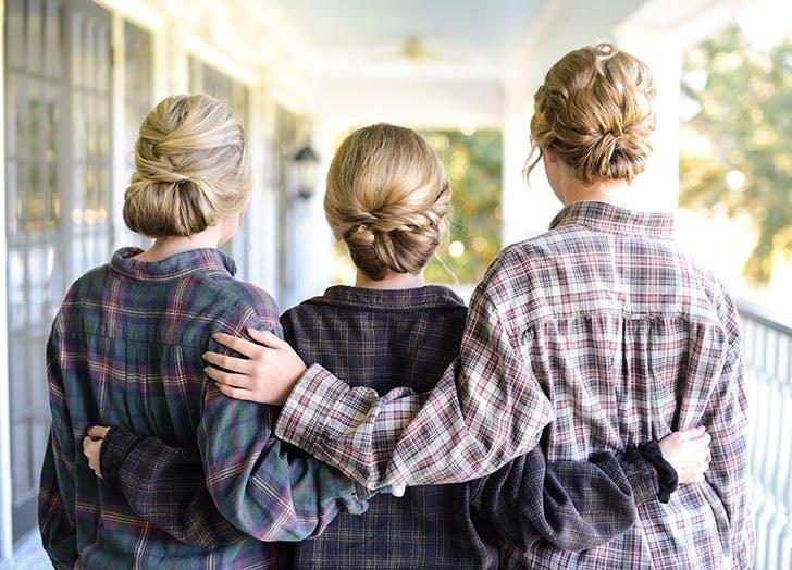 bridesmaid hair style 10
