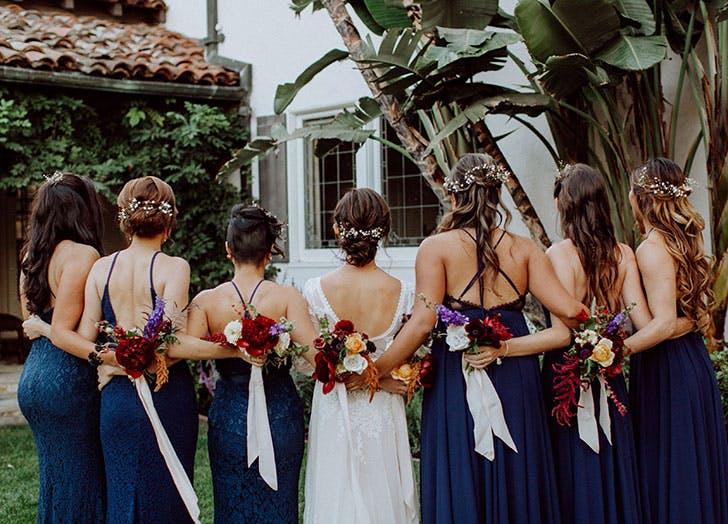 bridesmaid hair style 11