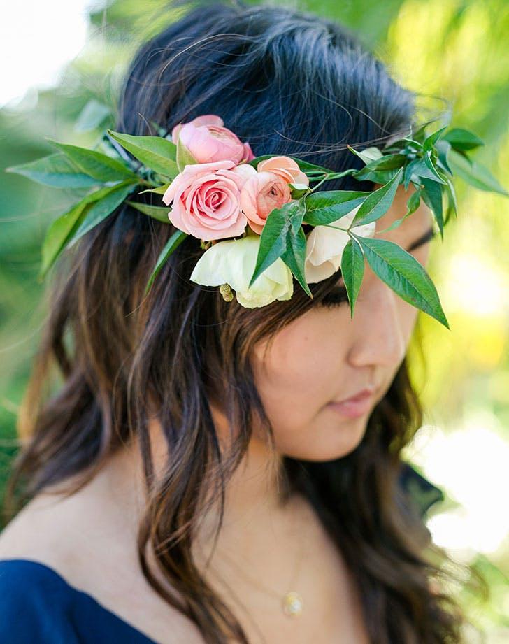 bridesmaid hair style 4