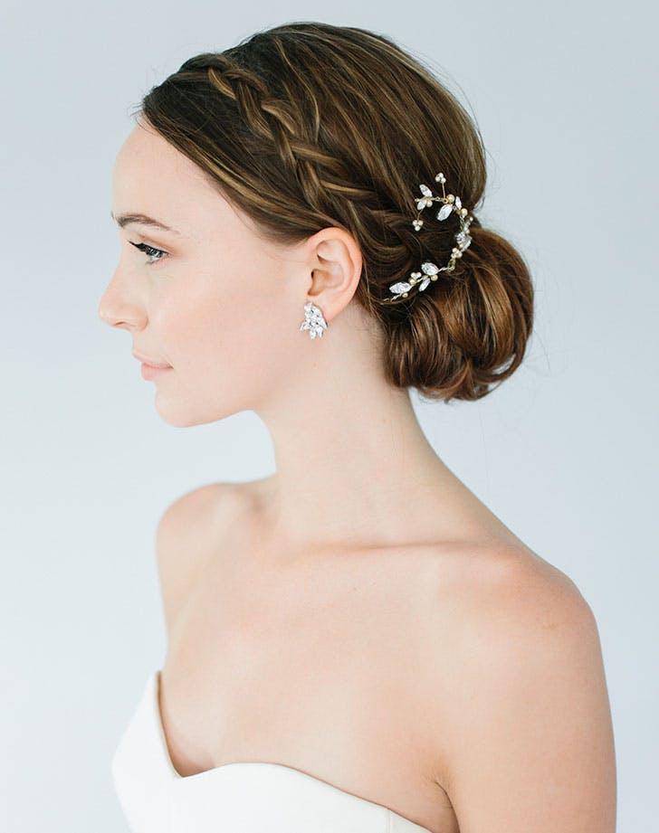 bridesmaid hair style 8