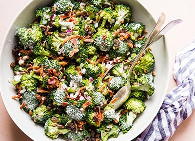 15 Broccoli Side Dish Recipes To Try Purewow