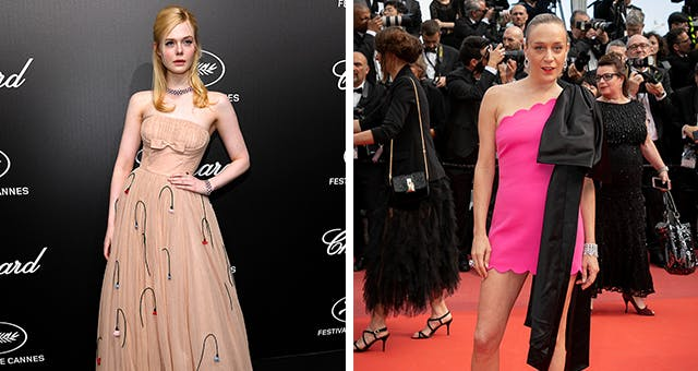 The Sweetest Looks From the Cannes Red Carpet Were Tied In a Bow