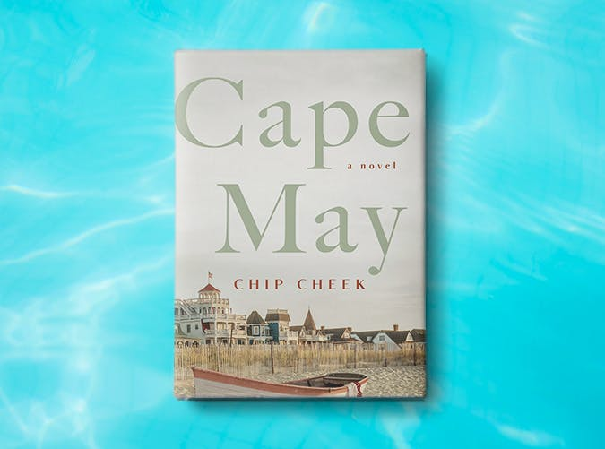 cape may chip cheek